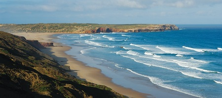 Praia da CarapateiraMap