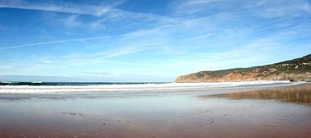 Praia do GuinchoMap