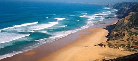Praia da CordoamaMap