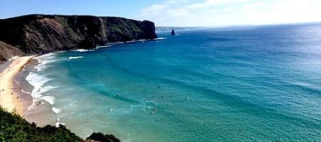 Praia da ArrifanaMap